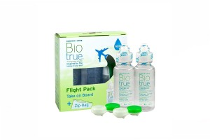 BIOTRUE FLIGHT PACK 60ml + 60ml