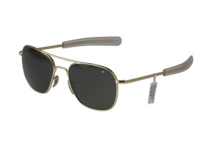 AMERICAN OPTICAL ORIGINAL PILOT GOLD 55