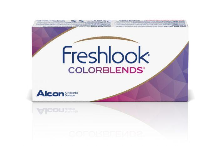 Freshlook Colorblends ( 2 φακοί ) Μηνιαίοι Έγχρωμοι